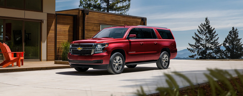 2020 Chevrolet Suburban Leasing near Washington, DC