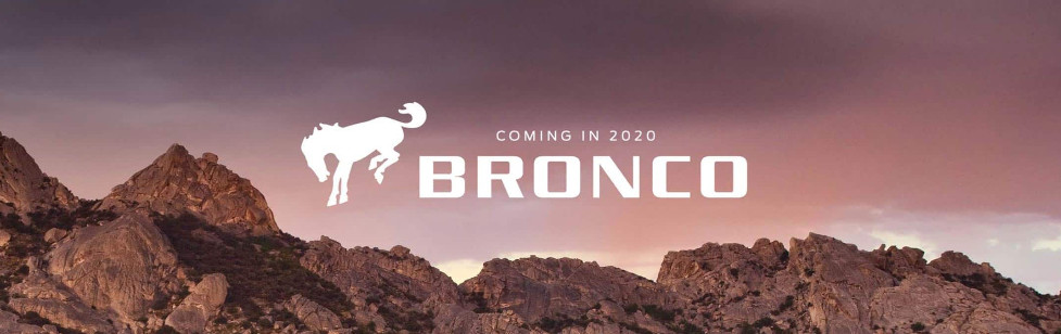 2020 Ford Bronco Coming Soon near Chicago, IL