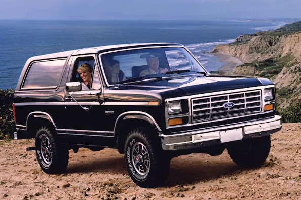 The Bronco is Making a Comeback!