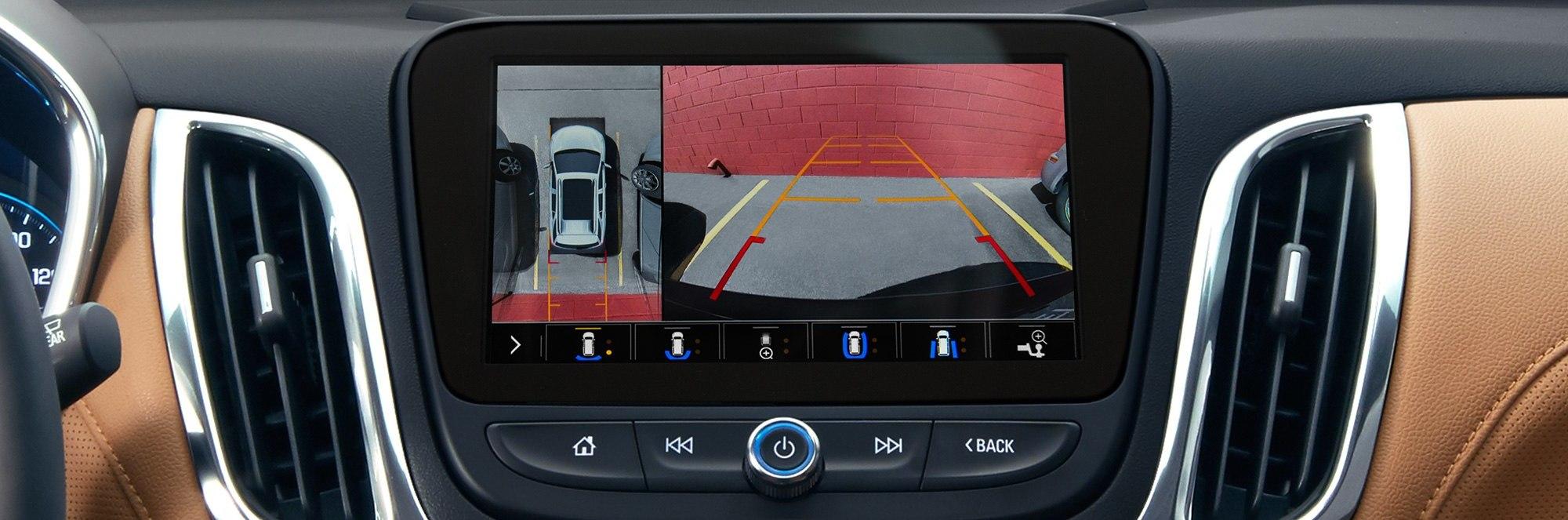 2020 Equinox Rear Vision Camera