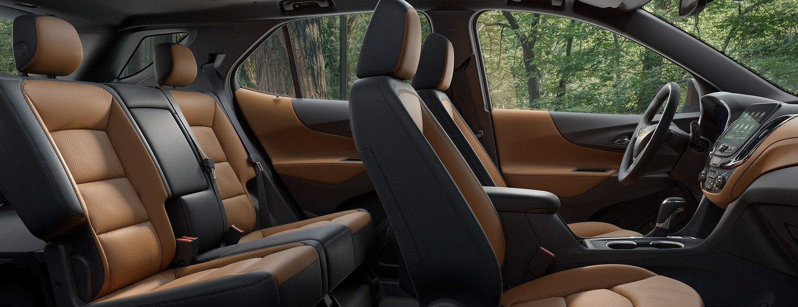 The Well-Protected Cabin of the 2020 Equinox
