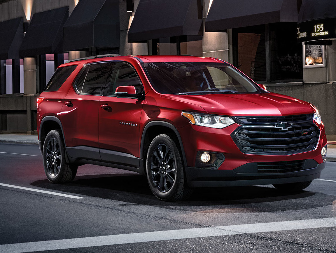 2020 Chevrolet Traverse for Sale near Sioux Falls, SD