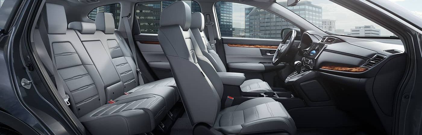 2019 Honda CR-V Leather-Trim Interior