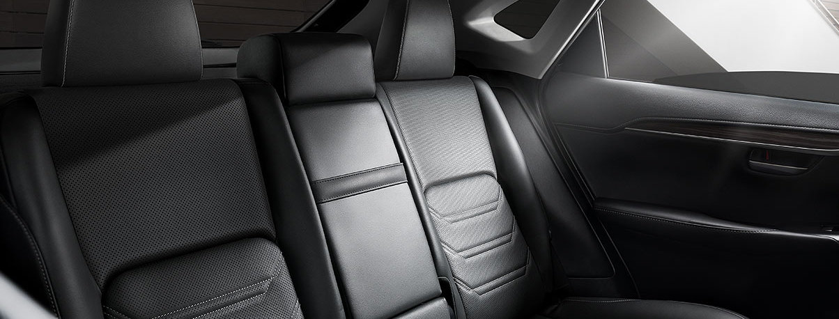 Secure Cabin of the 2020 Lexus NX 300
