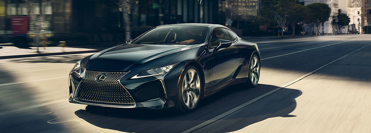 2020 Lexus LC 500 Leasing near Washington, DC