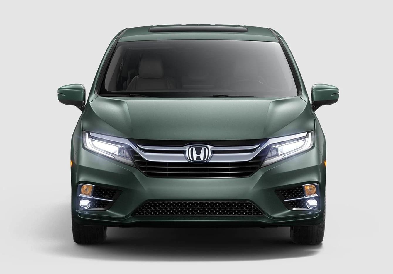 La Honda Odyssey 2020 tiene un aspecto maravilloso
