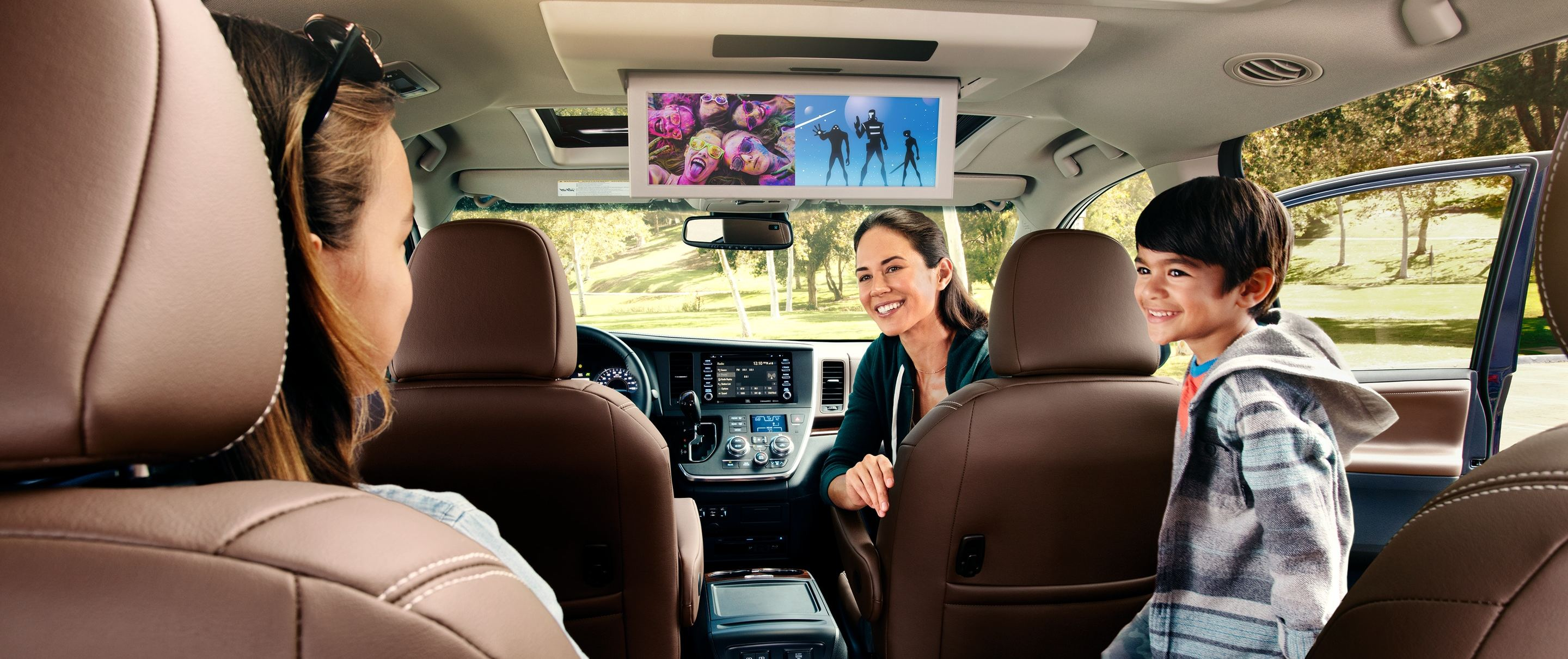 Peace of Mind in the 2020 Toyota Sienna
