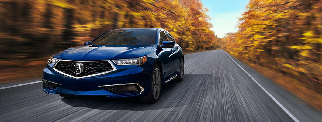 2020 Acura TLX Leasing near Arlington, VA