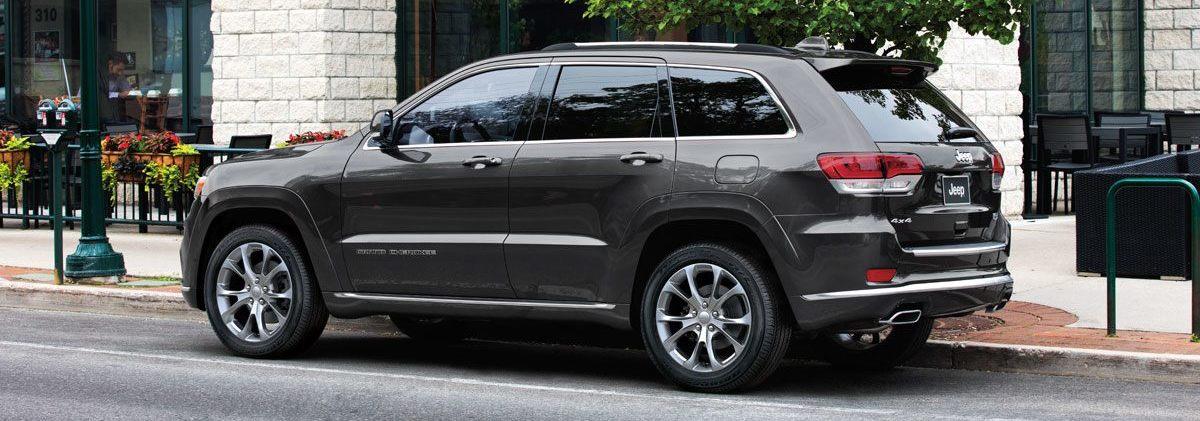 2020 Jeep Grand Cherokee Leasing near Philadelphia, PA