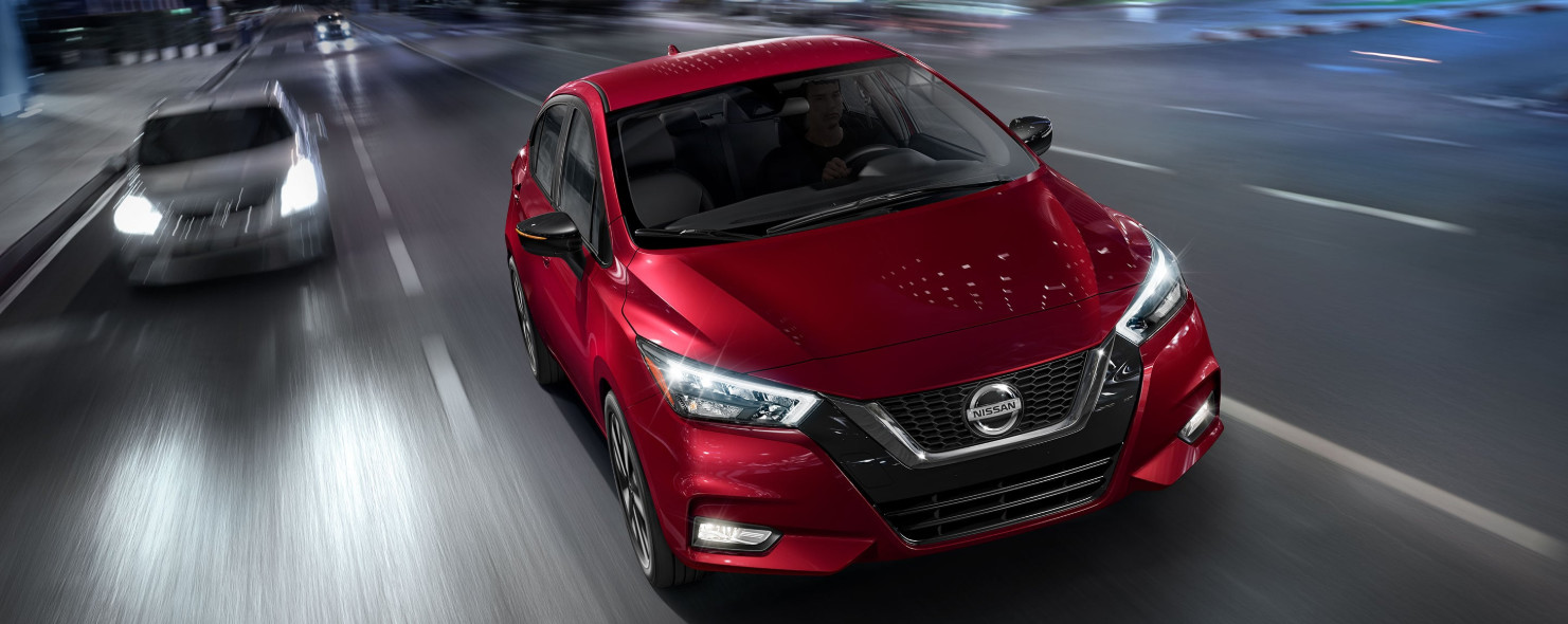 2020 Nissan Versa Leasing near Washington, DC