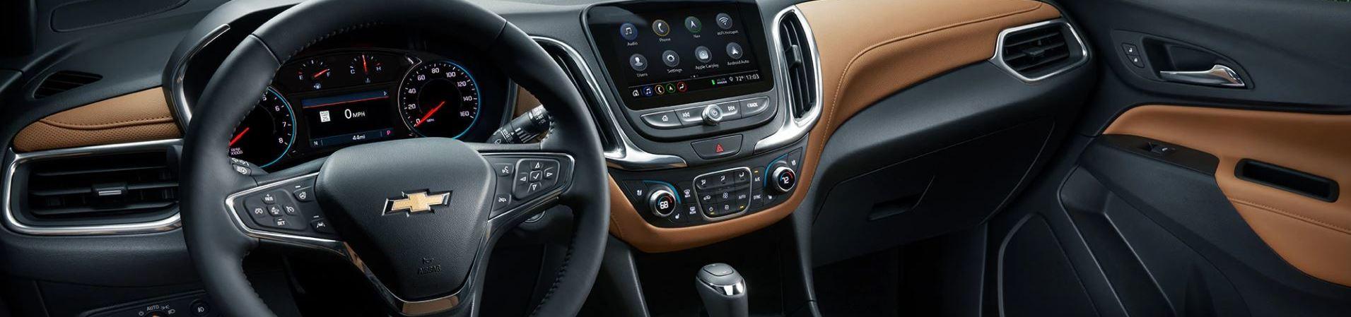 2020 Chevrolet Equinox Dashboard