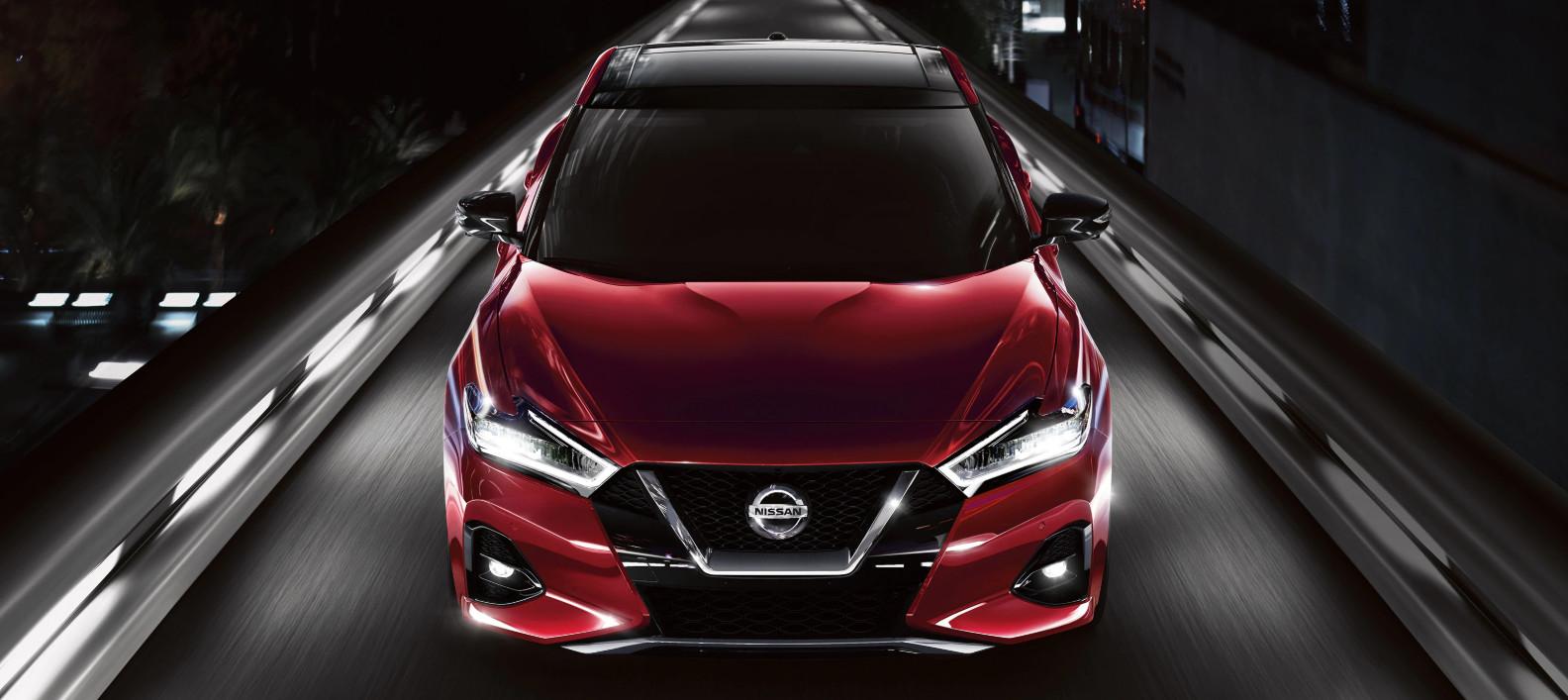 2020 Nissan Maxima Leasing near Washington, DC
