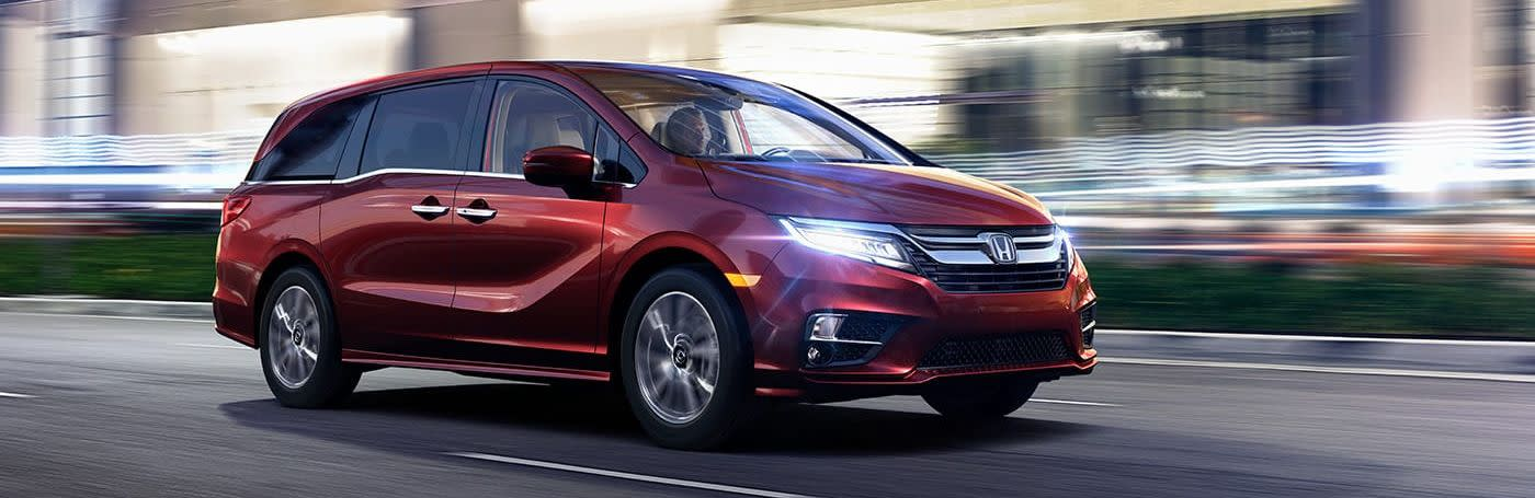 2020 Honda Odyssey Leasing near Houston, TX