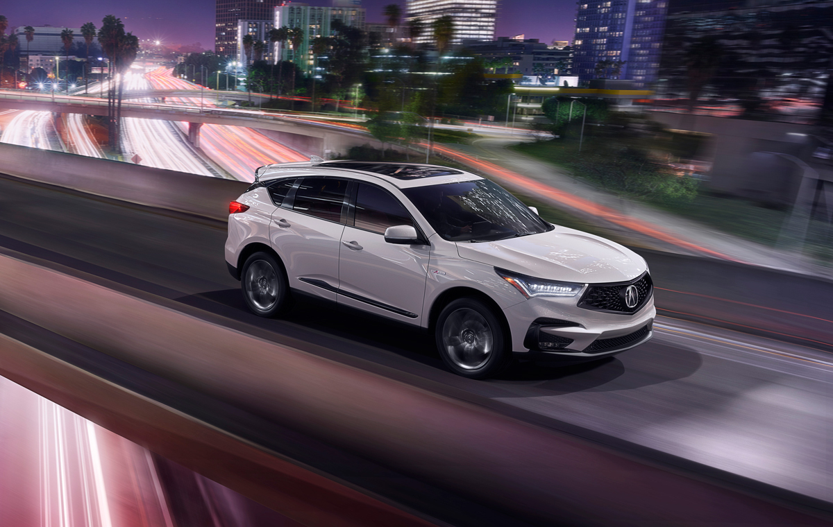Performance Features of the 2020 Acura RDX