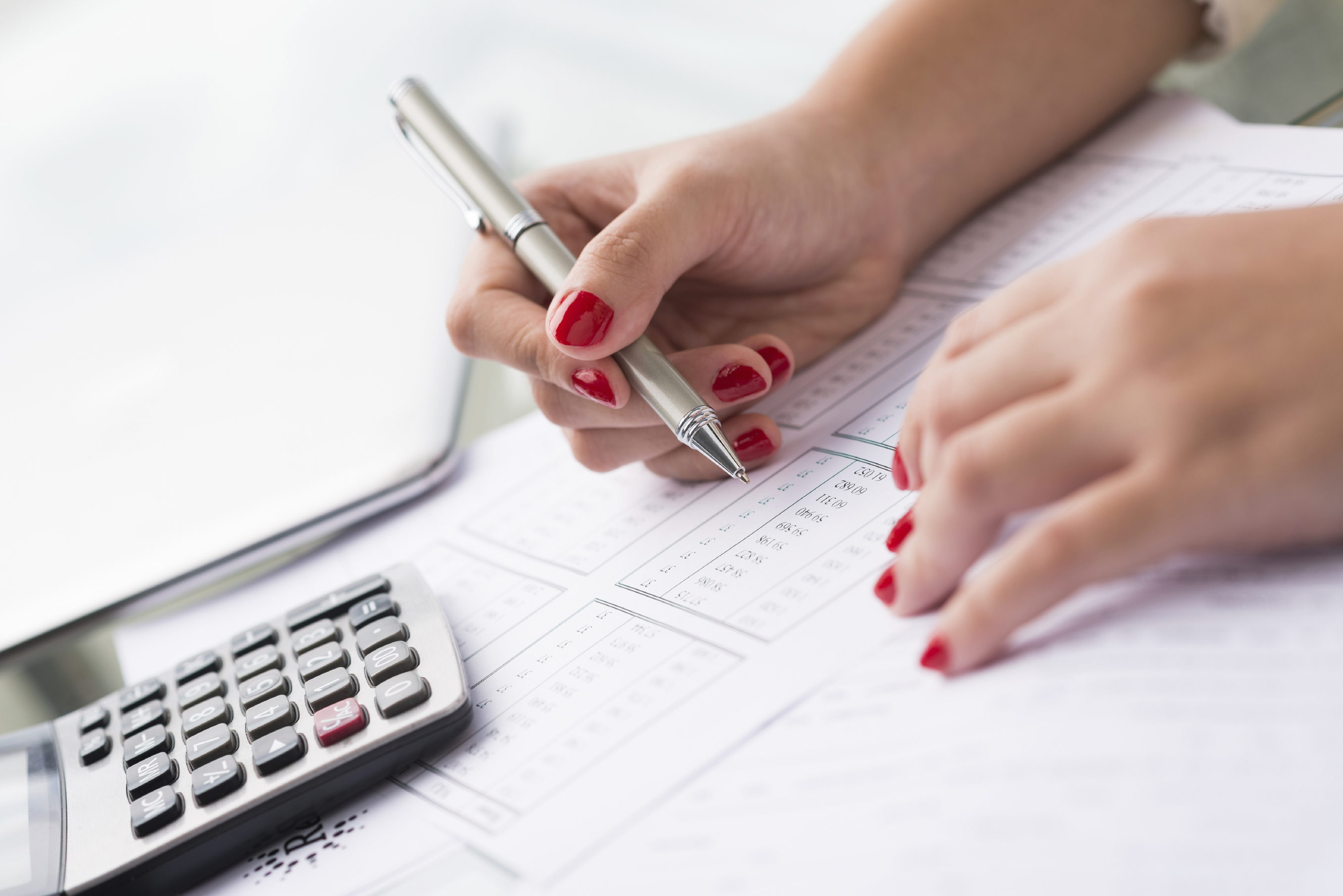 Use Our Online Finance Application!