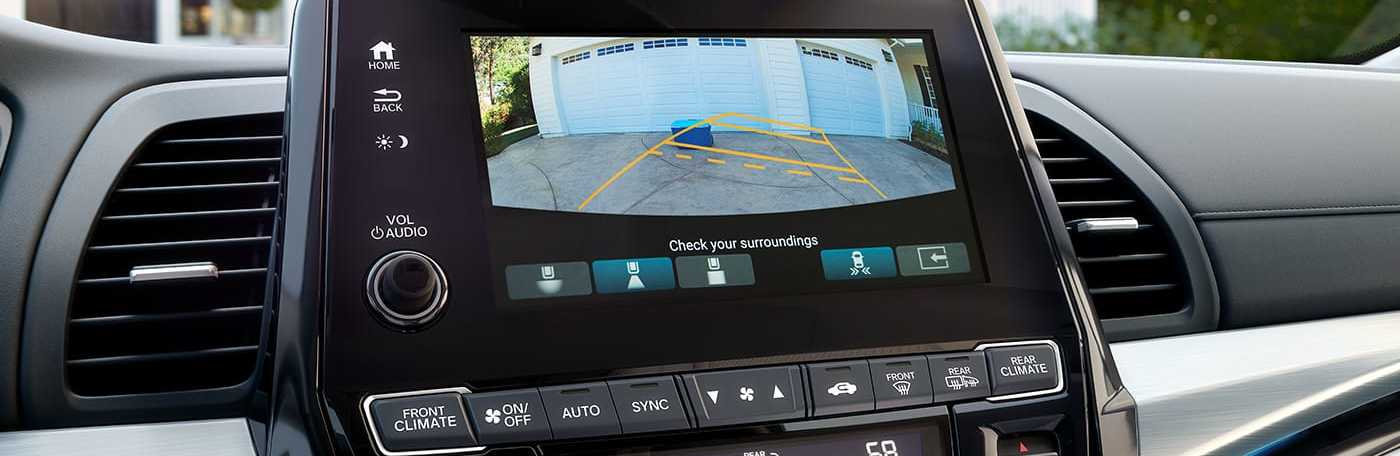 Safety Features in the 2020 Honda Odyssey