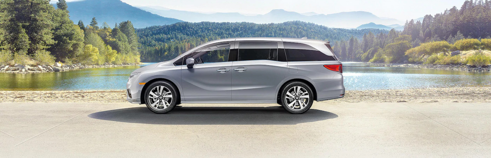 2020 Honda Odyssey Leasing near Manassas, VA
