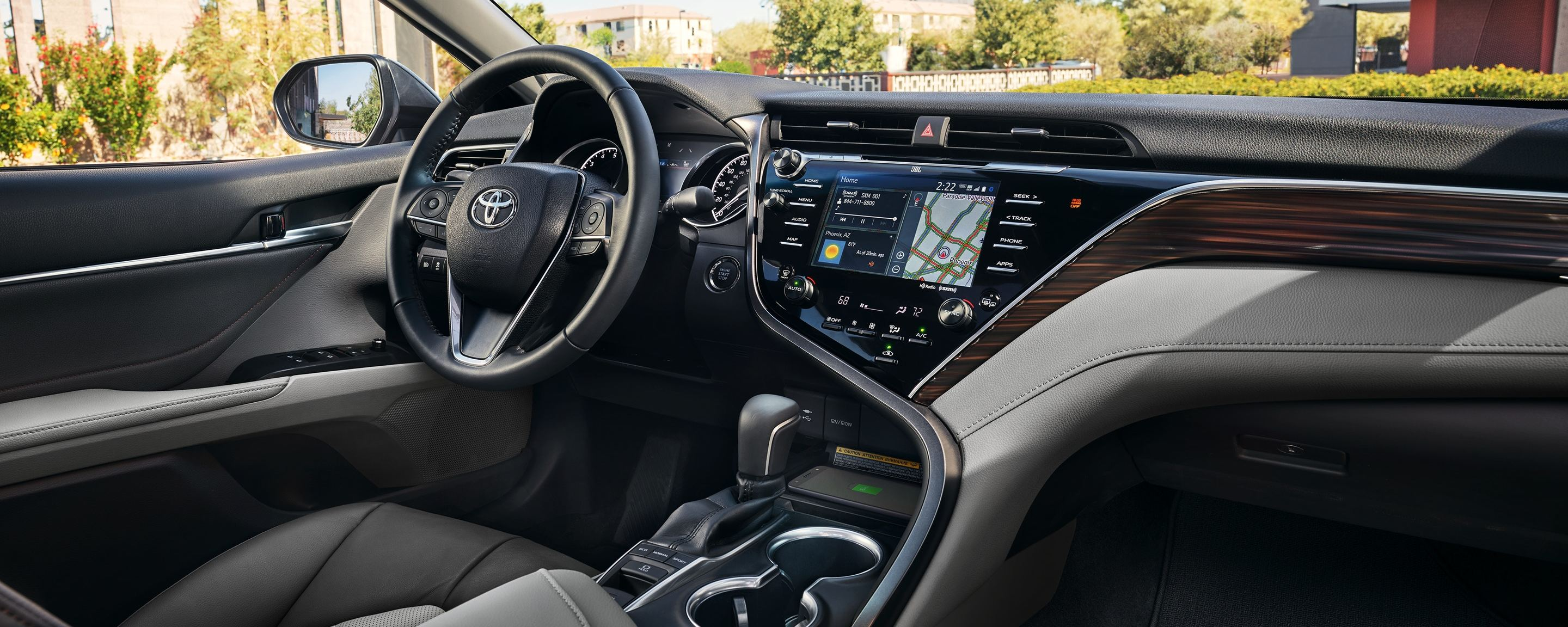Fashion Meets Function Inside the 2020 Camry