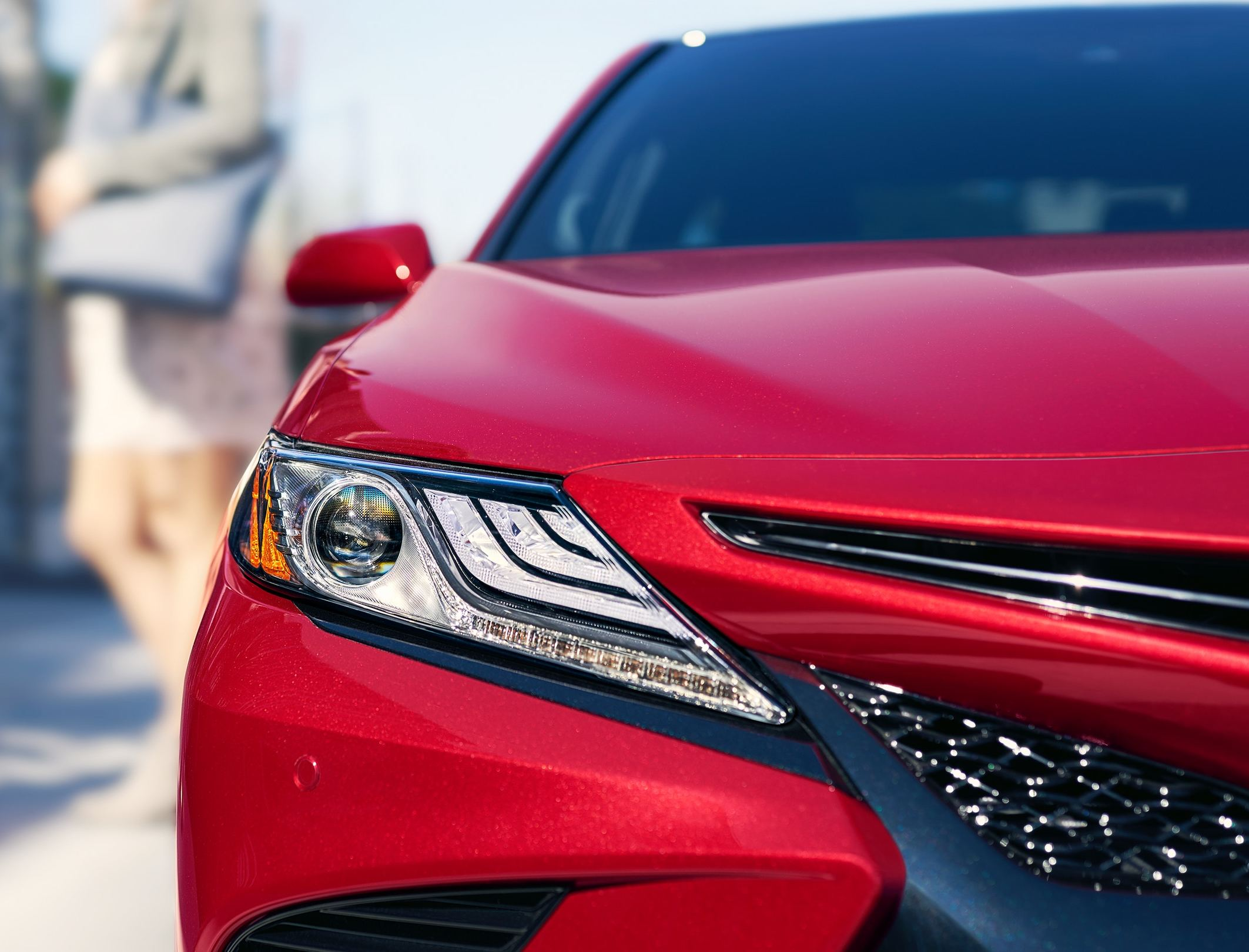 2020 Toyota Camry Financing near Des Moines, IA