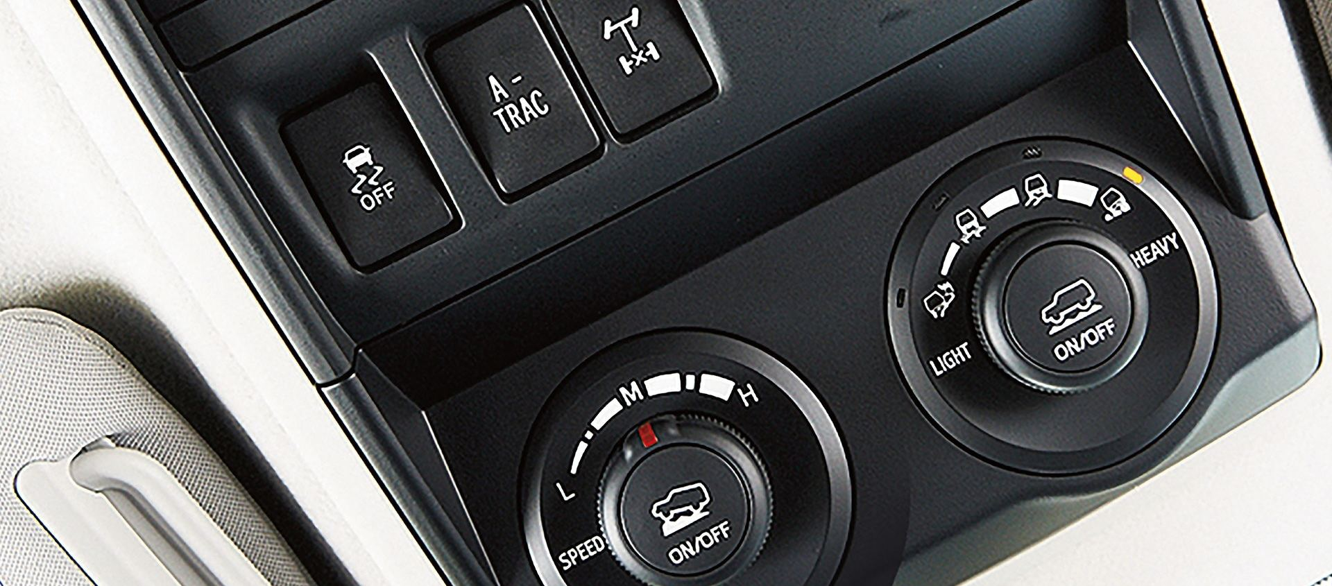 Customize Your Performance in the 2019 Toyota 4Runner