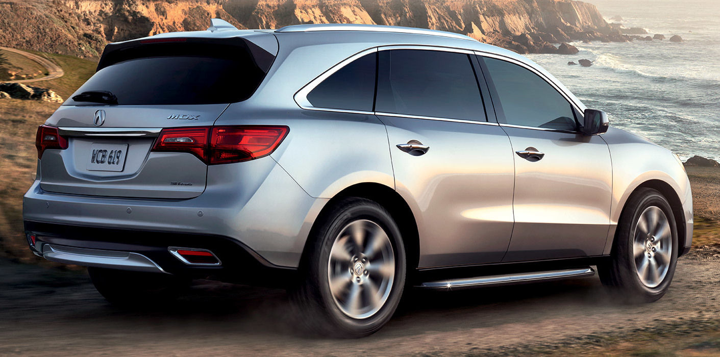 Certified Pre-Owned Acura MDX