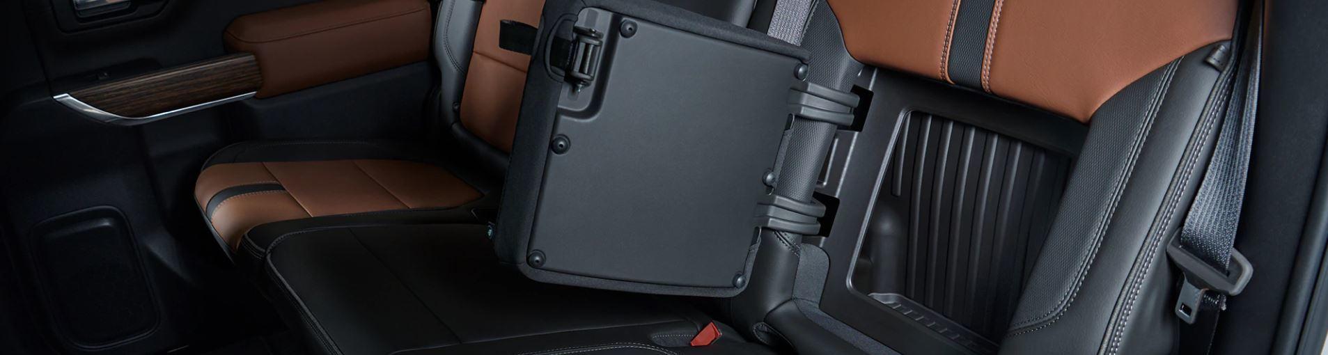 2019 Chevrolet Silverado 1500 In-seat Storage