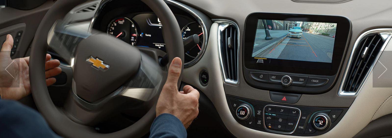 2020 Chevrolet Malibu Interior