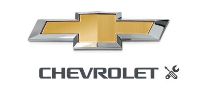Chevrolet Service Logo