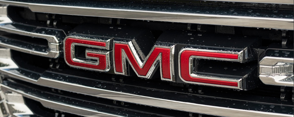 Front Grille of the 2019 Sierra 1500