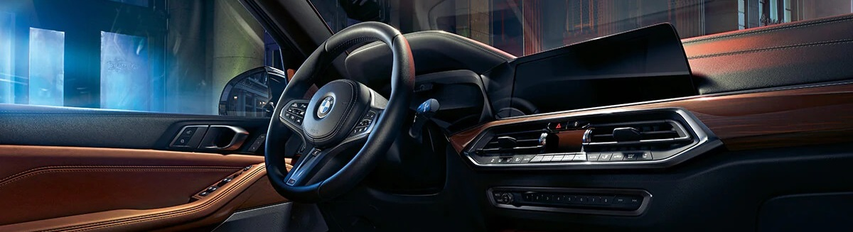 2020 BMW X5 Dashboard