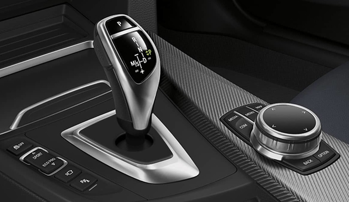 2020 BMW 4 Series Shifter