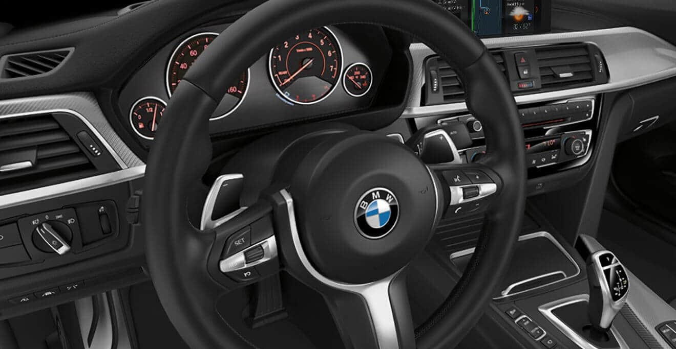 2020 BMW 4 Series Steering Wheel