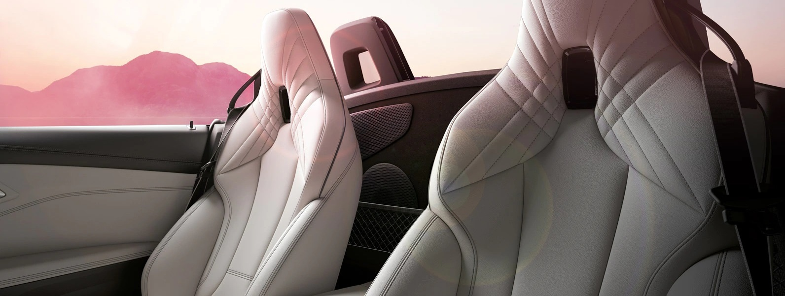Secure Seating in the 2020 BMW Z4