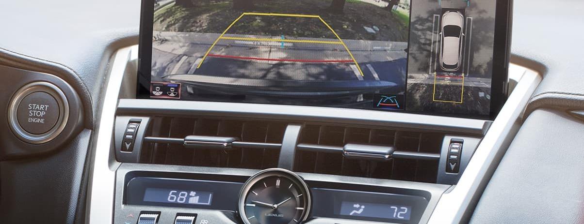 Plenty of Tech Features in the 2020 Lexus NX 300
