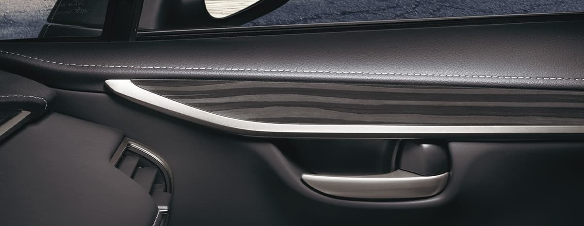 Elegant Detailing in the Lexus NX 300