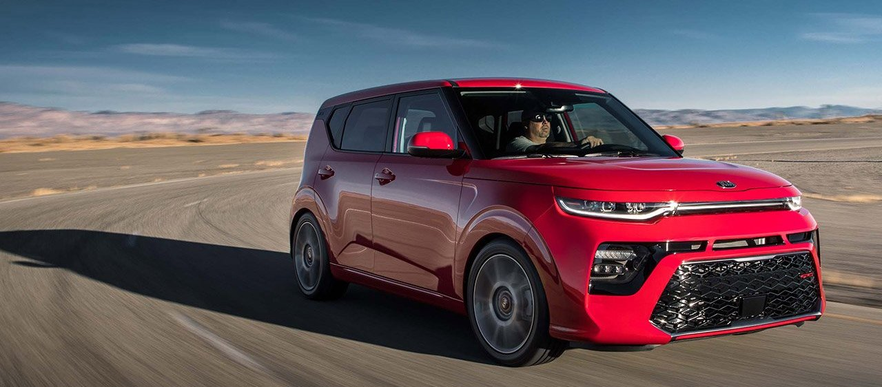 2020 Kia Soul Leasing near Red Chute, LA