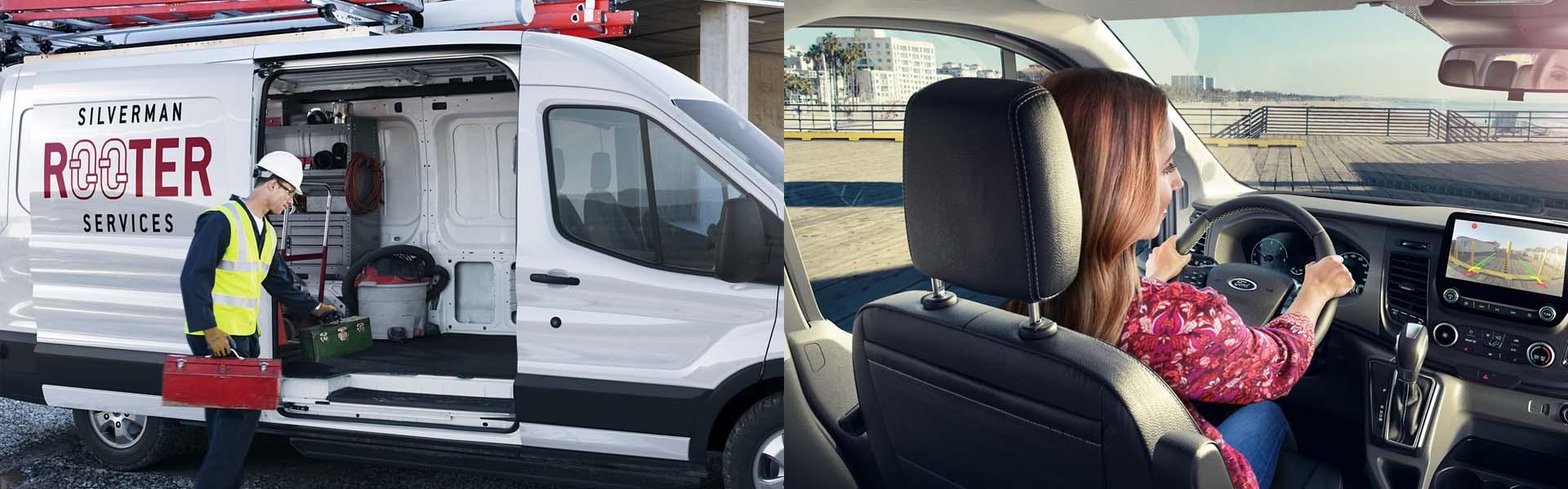 2020 Ford Transit Van
