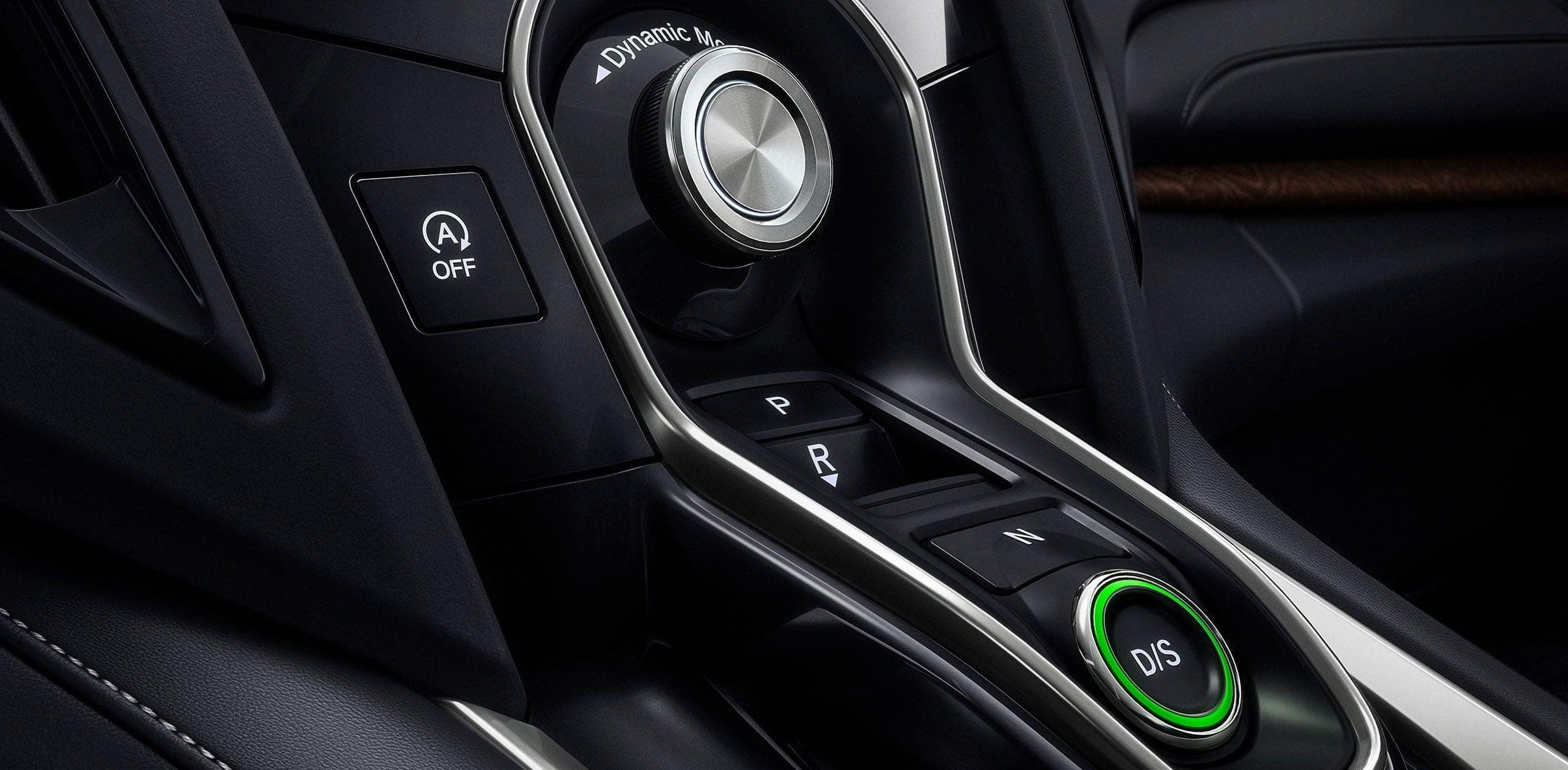 2020 Acura RDX Driving Technology