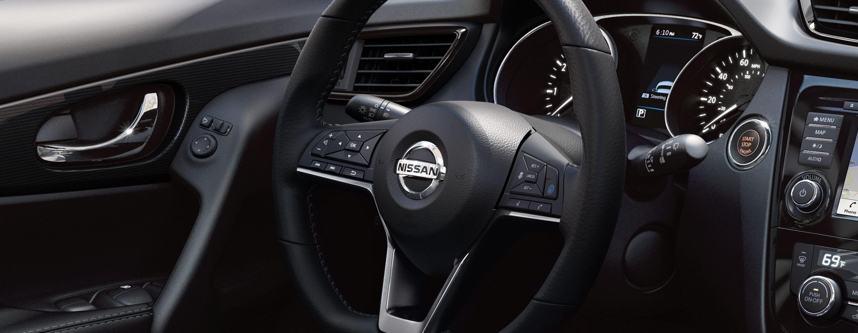 2020 Nissan Rogue Steering Wheel