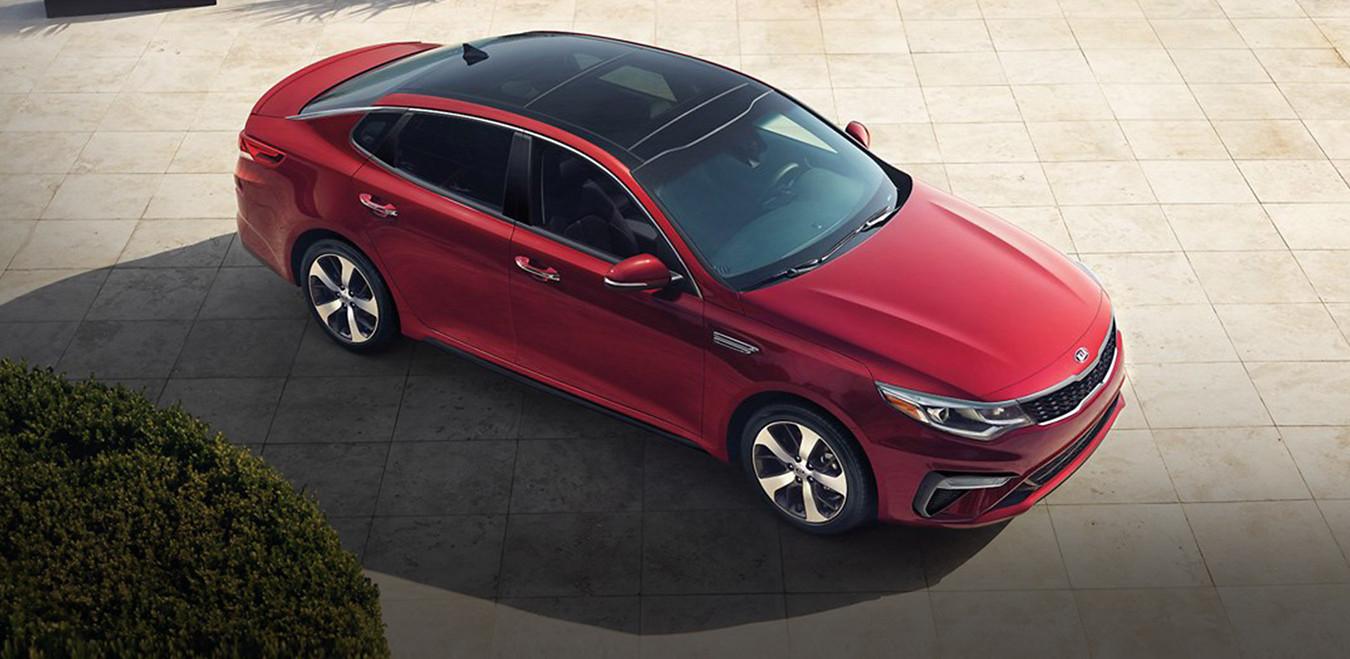 2020 Kia Optima for Sale near Toledo, OH