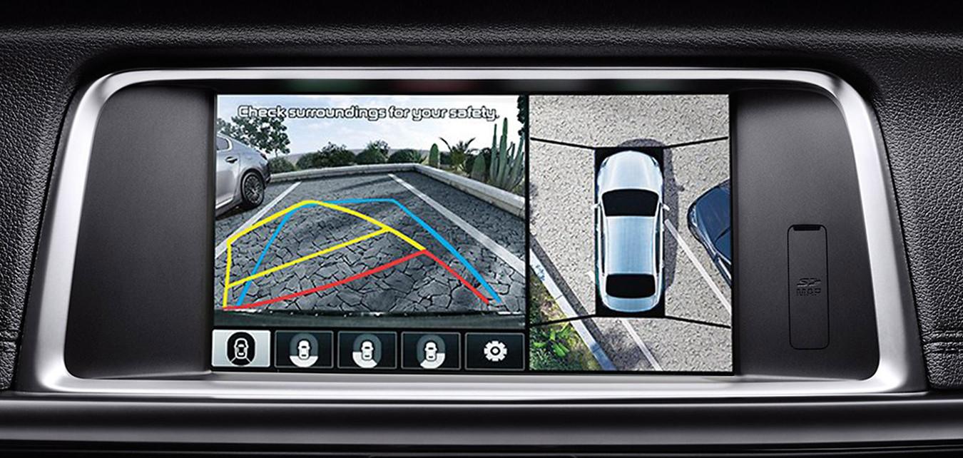 2019 Kia Optima Safety Technology