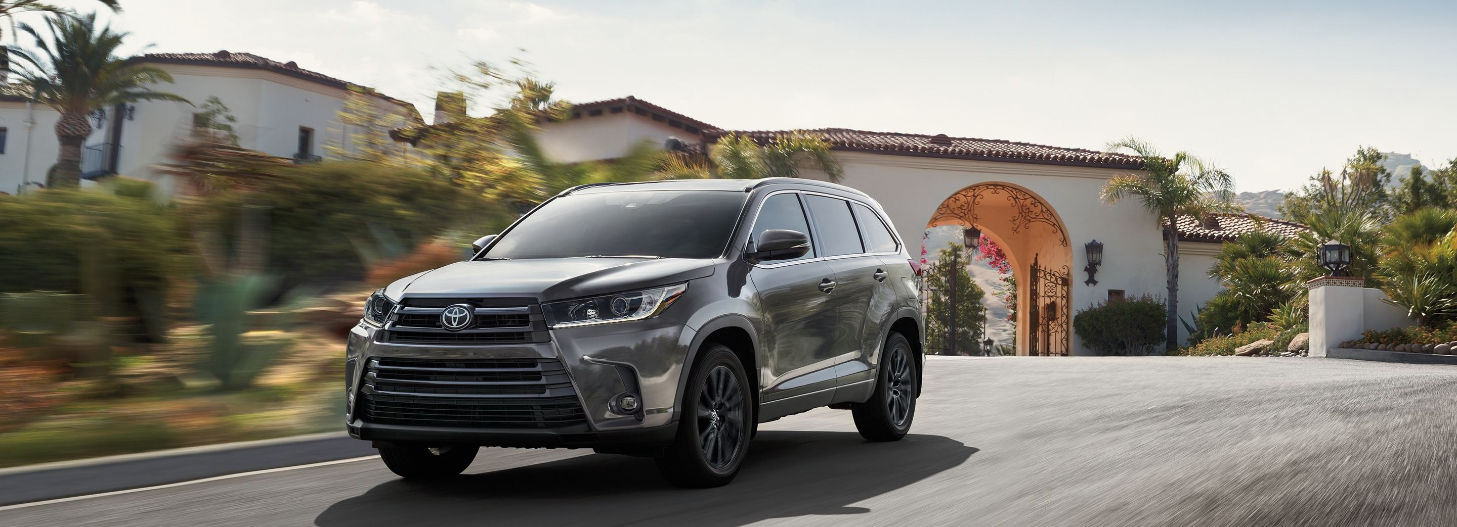 2019 Toyota Highlander Leasing near Glen Mills, PA