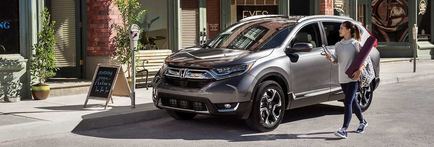 2019 Honda CR-V Trim Levels in Dover, DE