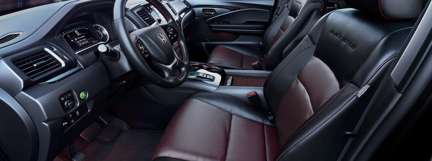 Refined Interior of the 2020 Pilot