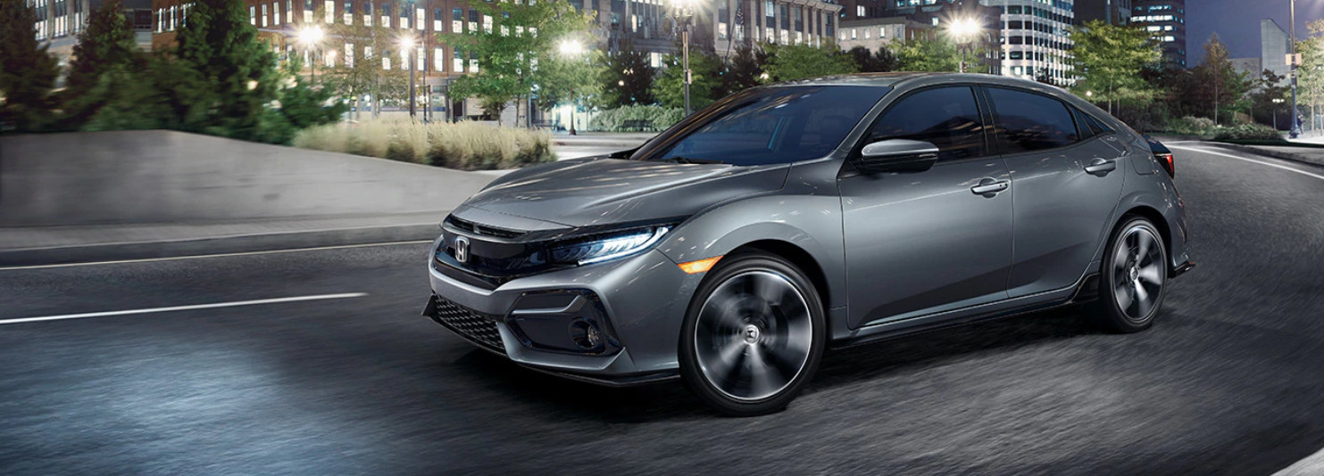 2020 Honda Civic Leasing near Smyrna, DE