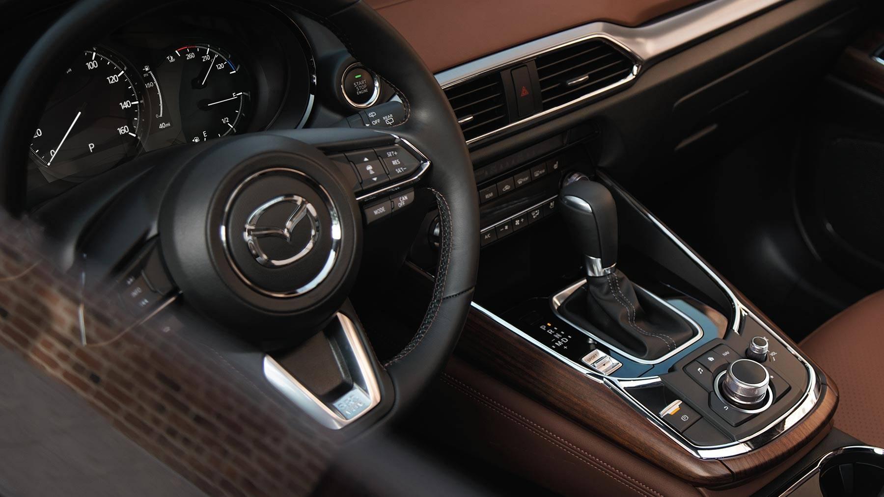 2019 Mazda CX-9 Driving Technology