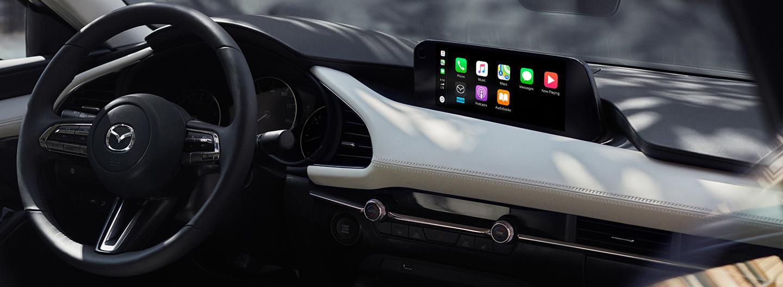 Modern Technology in the 2019 Mazda3 Sedan