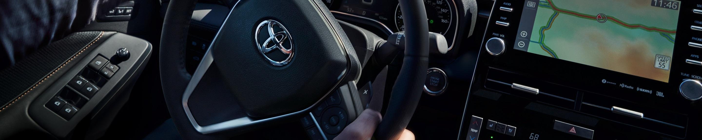 2020 Toyota Avalon Interior Detailing