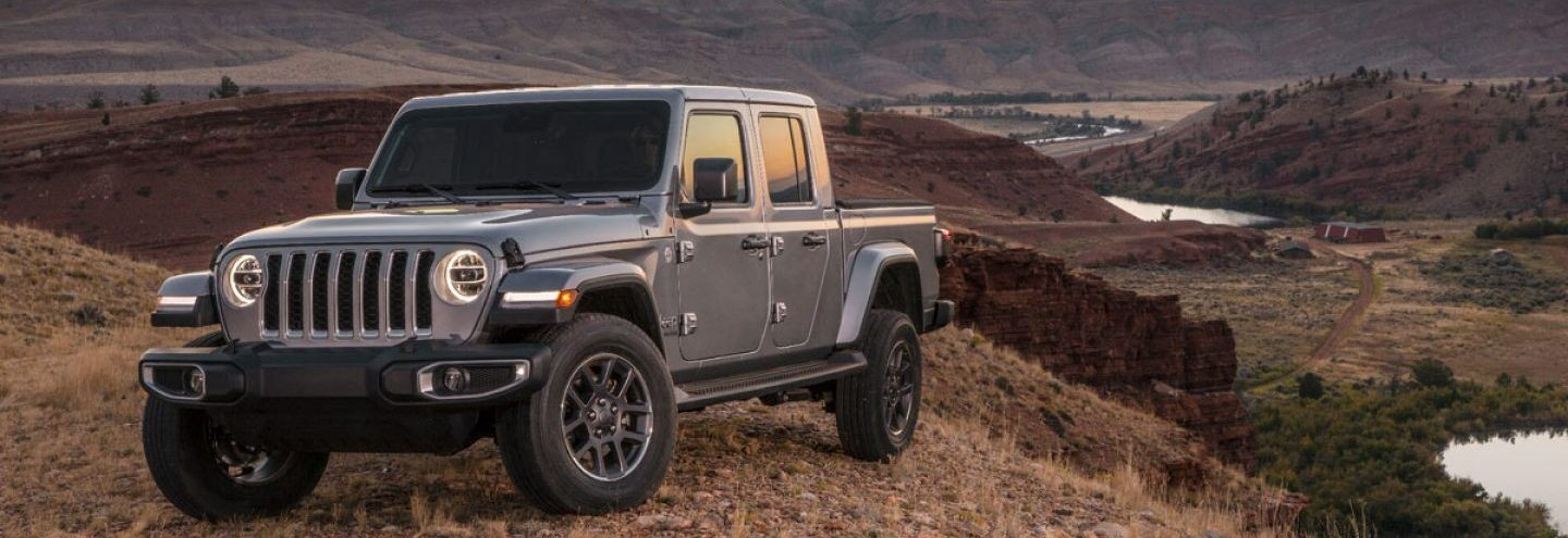 2020 Jeep Gladiator Financing near Hackensack, NJ