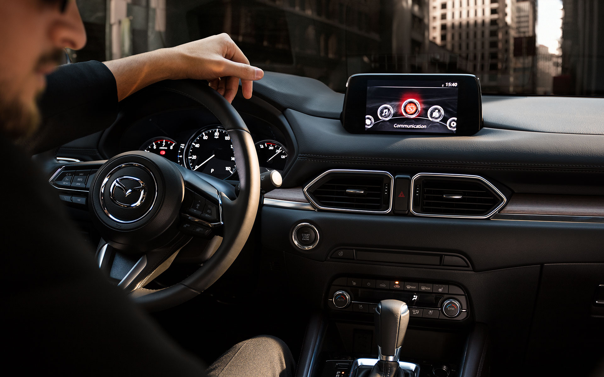 Mazda CX-5 Diesel Infotainment